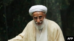 Ayatollah Ahmad Jannati, secretary of the influential Guardian Council. File photo