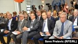 Sa prezentacije UN izvještaja, foto: Savo Prelević