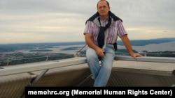 Керівник представництва правозахисного центру «Меморіал» у Чечні Оюб Тітієв