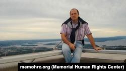 Правозахисник Оюб Тітієв