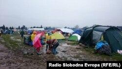 Ќе се испразни ли кампот во Идомени?