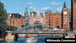 Германиянын Берлинден кийинки экинчи чоң шаары Гамбург.