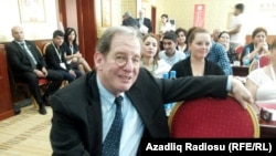 Посол США в Азербайджане Ричард Морнингстар.