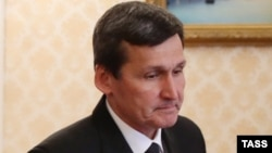 Министр иностранных дел Туркменистана Рашид Мередов.