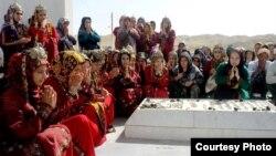Eýranly türkmenler.