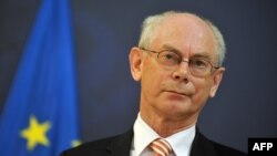 European Council President Herman Van Rompuy (file photo)