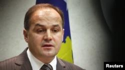 Ministri i Jashtëm i Kosovës, Enver Hoxhaj.