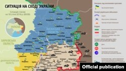 Мапа українською мовою<br />