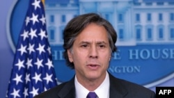 U.S. Deputy Secretary of State Anthony Blinken
