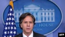 Заступник державного секретаря США Тоні Блінкен