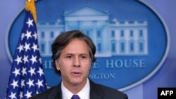 Tony Blinken, U.S. President Barack Obama's nominee for Deputy Secretary of State. (file photo)