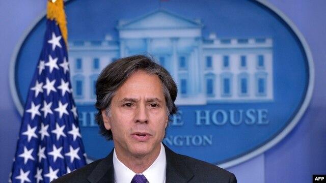 تونی بیلکن، معاون مشاور امنیت ملی کاخ سفید