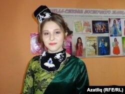Айгөл Ахунова