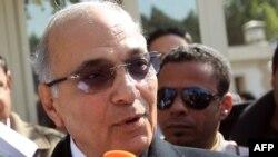 Египеттің бұрынғы премьер-министрі Ахмед Шафик.