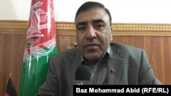 Afghanistan: Nangarhar Province New governor Shah Mahmood Miakhel. 2 March 2019