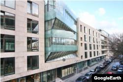 Дом в Москве, где, по данным одного из журналистских расследований, находятся 5-этажные апартаменты Игоря Сечина