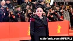 مریم مقدم، در جریان جشنواره فیلم برلین