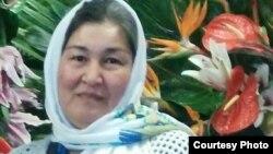 Айша Ескелди, этническая казашка в Иране.