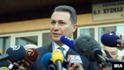 Analitičari prognoziraju da, ko god da formira Vladu, verovatno slede novi prevremeni parlamentarni izbori u proleće: Nikola Gruevski