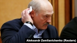 Belarusian President Alyaksandr Lukashenka may be sweating just a little ahead of the August 9 vote.