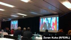 Macedonia -- NATO Parliamentary Assembly in Prague, 12Nov2012