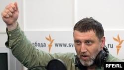 Журналист Сергей Пархоменко
