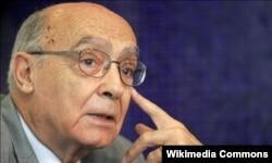 Scriitorul Jose Saramago