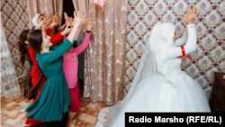 A special morality unit has reportedly been charged with monitoring wedding celebrations in Chechnya (file photo).
