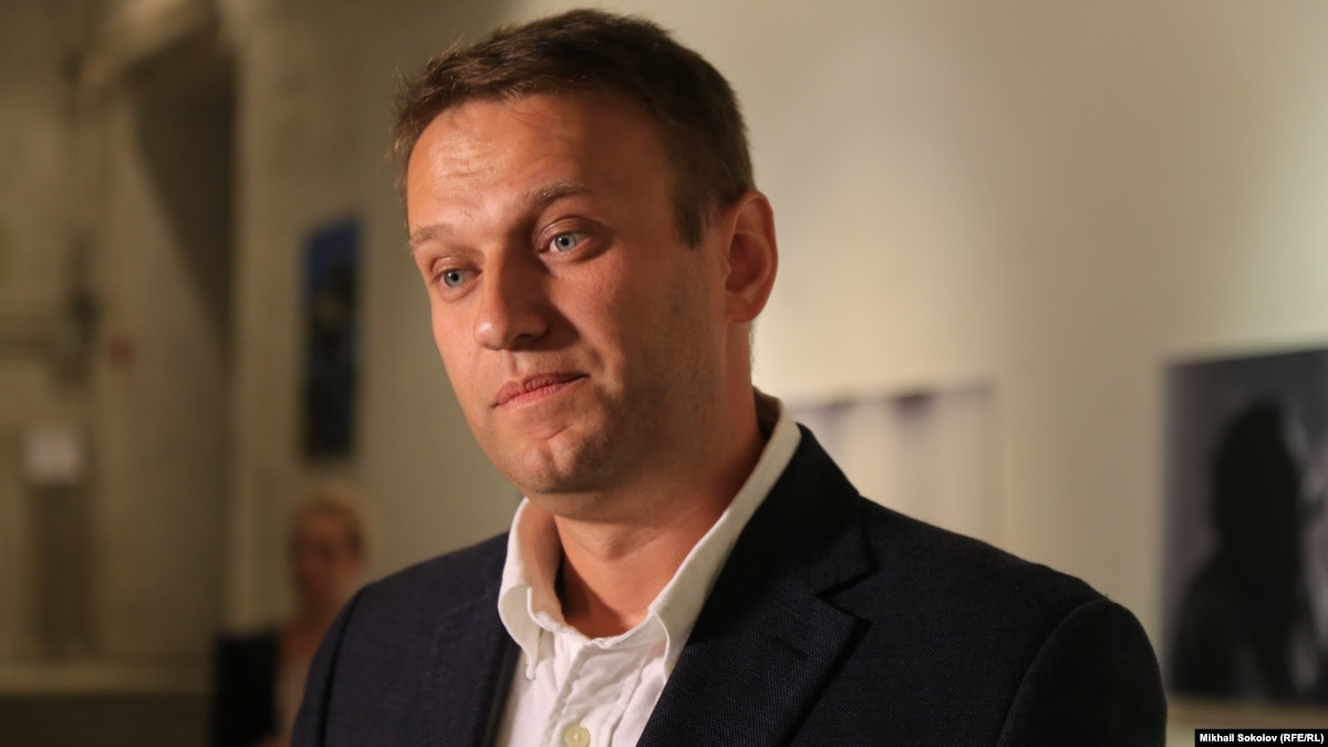Russian Elections Chief Says Navalny Cannot Run Until 2028