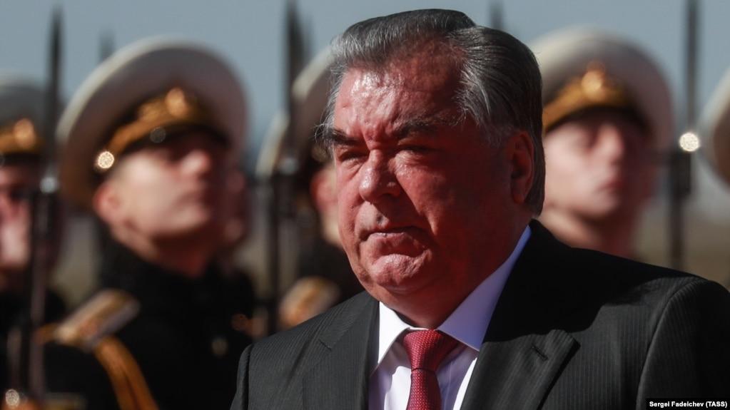 Президент Таджикистана Имамали Рахмон