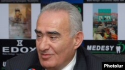 Зампред правящей Республиканской партии Армении Галуст Саакян.