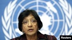 ناوی پیلای٬ کمیسر عالی سازمان ملل در امور حقوق بشر