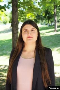 Марина Евдокимова, сотрудник штаба Навального в Самаре