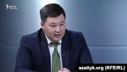 Гендиректор ЗАО «Альфа Телеком» Акылбек Жамангулов.