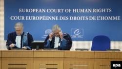 Заседание Европейского суда по правам человека в Страсбурге