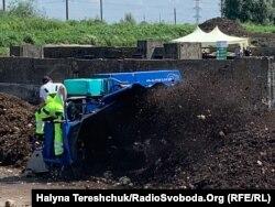 Компостування органічних відходів