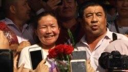 """Рассказавшая о китайских """"лагерях перевоспитания"""" этническая казашка уехала в Швецию"""