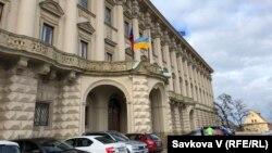 Міністерство закордоних справ Чехії, де відбулася пресконференція