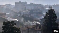 Въздухът в цяла България от няколко дни е със завишено замърсяване