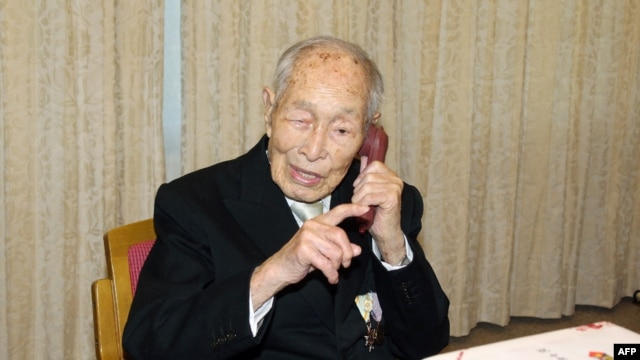 آقای مومویی در سال ۲۰۱۳