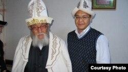 Азат Эркебаев жана Жусуп Мамай