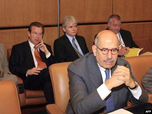 شورای حکام آژانس علیه ایران قطعنامه صادر کرد