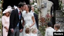 Свадьба Филиппы Миддлтон