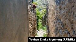 Узкие проходы между домами – один из брендов бомборских линий