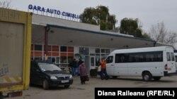 Gara auto din Cimişlia