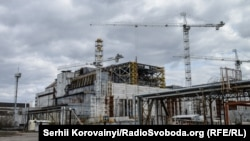 Чорнобильська АЕС. Квітень 2016 року