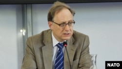Заменикот на генералниот секретар на НАТО, Александар Вершбоу