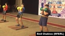 Чемпиондуктун катышуучулары. 24-сентябрь, 2016-жана. Бишкек.