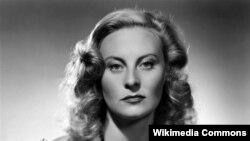 """Michèle Morgan (1920-2016) în """"La chasse"""""""