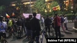 Бухарестте 3-майда миңдей адам нааразылык акциясына чыгышты.
